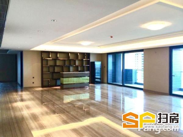 珠江新城天銮265平米五房两厅东南向 一线江景