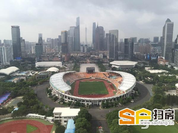 广州中信广场586方出售 租金高 高层南向景观好 扫房网