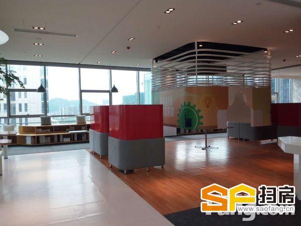 香江国际金融 100到1000方 微软腾讯入驻的写字楼 你也可以入驻
