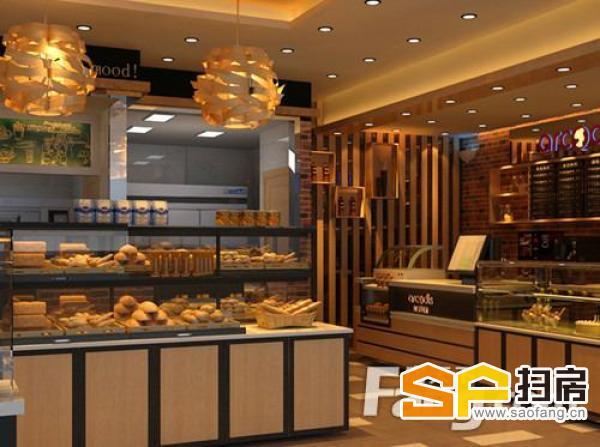 来又来时尚购物广场 急售 产权清晰 一线餐饮铺位 月保底所租5800