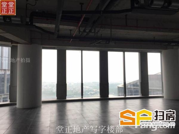 保利叁悦广场 高层望江单元 五套单元可打通 全新未用出售
