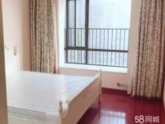江北 两室两厅 带车位 家具家电齐全 拎包入住