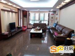 江北江畔花园丽景湾180平方带家具和一车位售86.8万