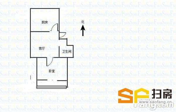 铁路35宿舍 一室一厅 宁源小学 2中西校区