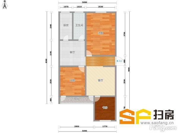 裕华区,万达附近,经典三室,无税,黄金楼层,诚信出售。