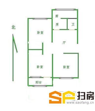 业主急售、经典三室、价格优惠