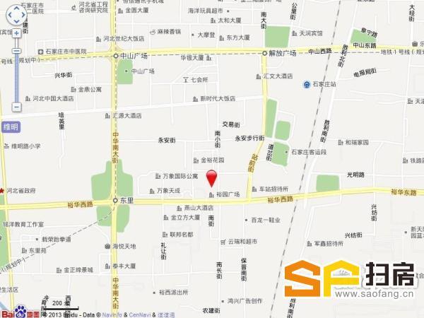 裕华路火车站 省人才市场北临 裕园广场 平层 低价 急售 全款可商