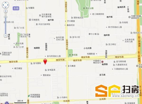 槐安路交谈固西街 金源商务广场 1至4层 商铺 拥有独立电梯 急售