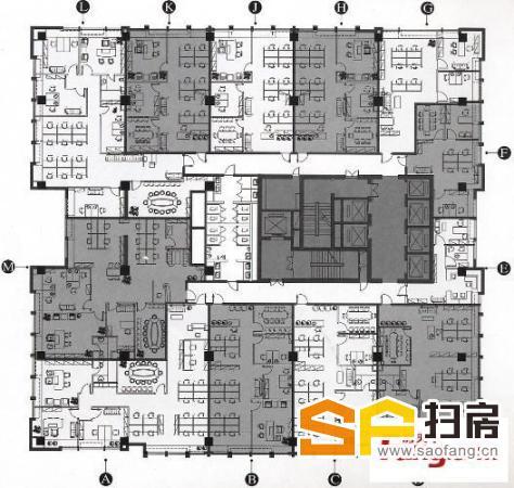 珠峰大街长江大道 筑业写字楼 整层出售 有房本 低价急售中