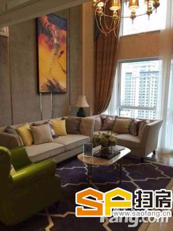 (出售)精装修LoFT双层绝版住宅式公寓