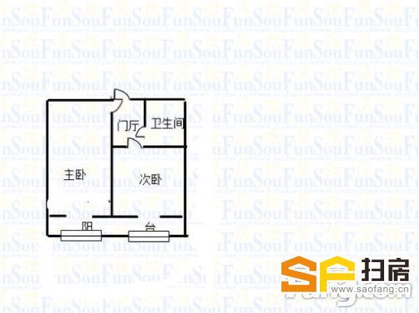 华平胡同23中长征街小学教育房小两室干净总价低双气带小房