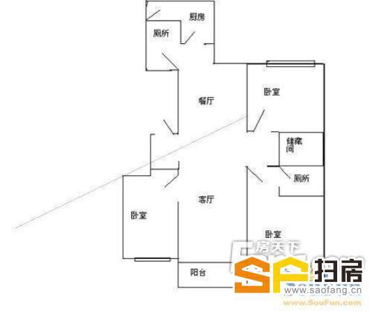 此房南邻的新期房是每平米16000元,此房是现房,每平米12400元