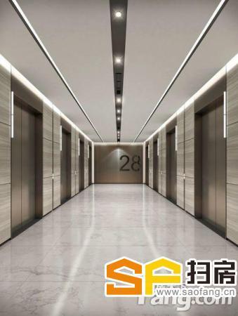 汇金中心全层可分 地铁上盖地标建筑 活动均价26500元/平