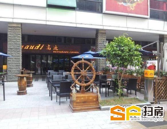 兴盛路步行街 珠江新城CBD 高端消费人群 产权清晰 带5年租约