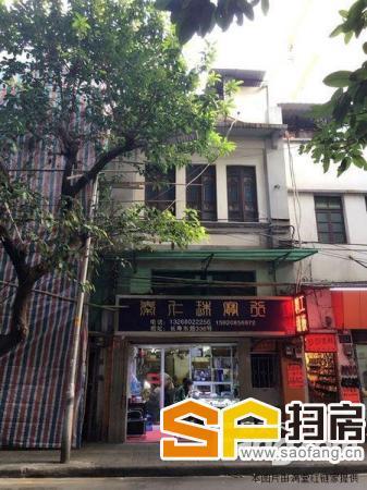 稀罕!玉器街长寿东路,临街住宅底商,整栋出售368万