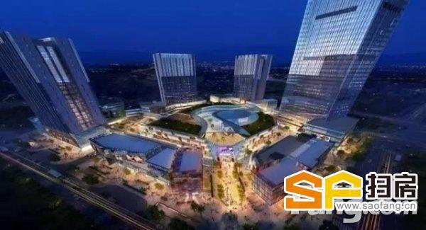 奥园国际中心全新推出番禺商铺五区556方仅售1700万来电即可