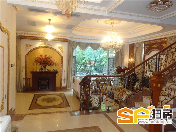 祈福新村绿怡花园,独立别墅226平方,证过2年,售600万.