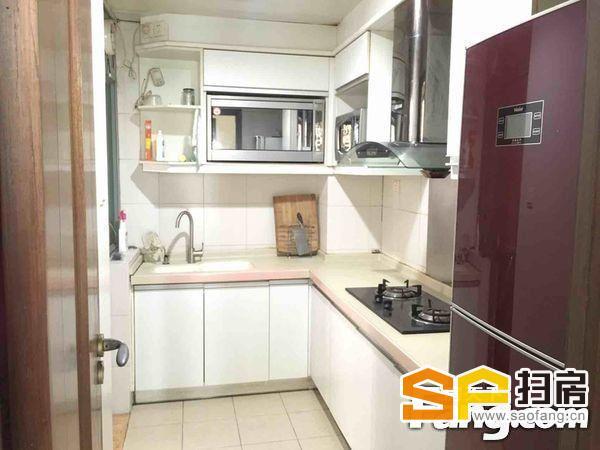 城市家园二期 精装高层一房一厅 业主低价出售 来电预约看房 扫房网