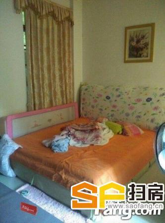凤凰城凤天苑,精装三房,装修好,朝向好,南向望花园 扫房网