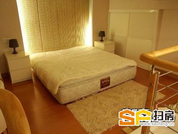 珠江新城豪华复式公寓不限购 地铁上盖 自住办公双用 地段决定价