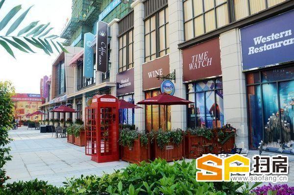 番禺万达广场 稀缺商铺 可做餐饮 可做服饰 每月稳定收租11800/月