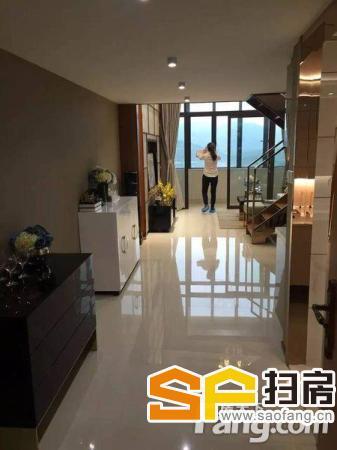 南沙香江国际金融中心 4.5米高复式公寓 自贸区公寓 南沙金融地段