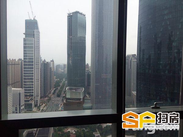 本大厦稀有的299m2户型,双面采光布局合理,户型方正
