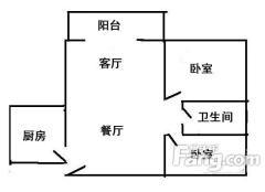 春江花园南向大两房 装修靓 产权清晰过户快 看房方便!!