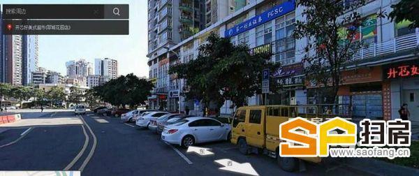 翠城花园商铺 双地铁覆盖 交吉 扫房网