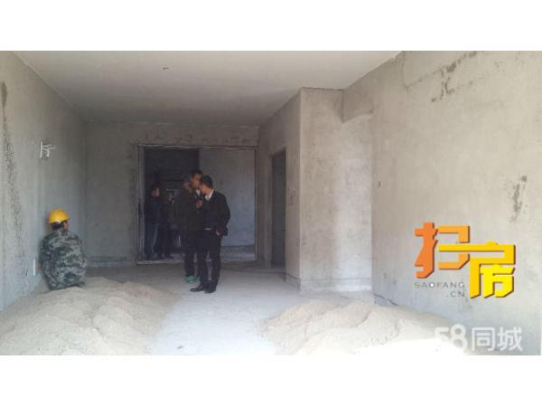 (出售) 街口中心区雍禾苑 3室2厅2卫 118㎡ 扫房网
