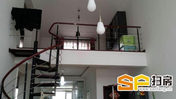 铁西区 滨河新苑 131.0m² 4房 43万元 南北 精装 , 经典复式 别墅般享受