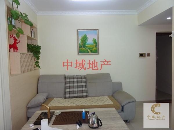 盐田浩海明珠豪装2房带家私家电出租3300元