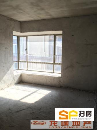 好位置!好房子!89万元 雍悦豪苑 南北 127m² 毛坯 海丰 3房