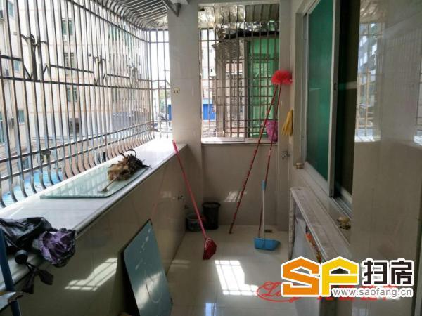 海丰 113m² 简装 南北 富盛小区 10元/月 3房 ,绝对超值,免费看房 扫房网