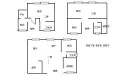 豪装 兆丰嘉园 5房 正南 0万元 320m² 崇川 ,阔绰客厅,超大阳台,身份象征,价格堪比毛坯房