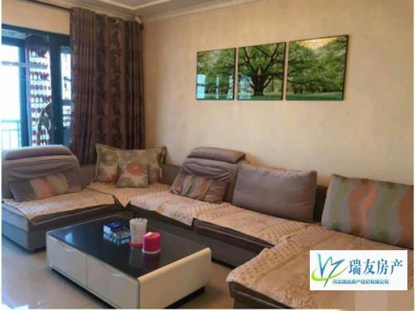 楼层好,视野广,学位房出售,1万元 南北 石家庄 115m² 3房 恒大绿洲 精装