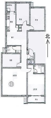 鑫水园4室2厅182平米4000元中等装修临裕华路(鑫水园4室2厅182平米4000元中等装修临裕华)