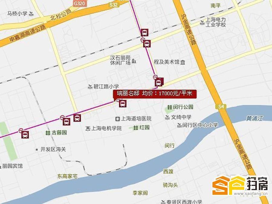 云南瑞丽百花村地图