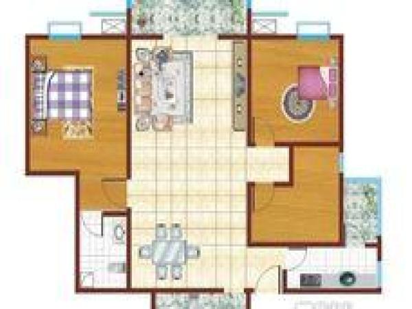 小单间出租屋设计图展示