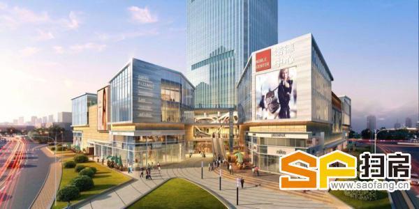 番禺新商圈 万达广场旁一手临街商铺 地铁上盖