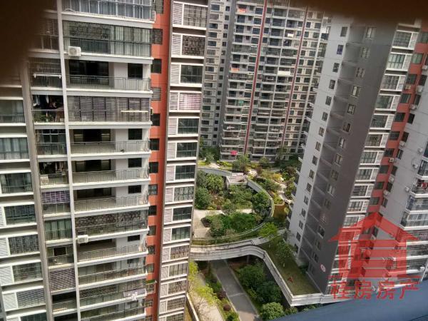 金水湾及第苑大阳台,小区有泳池 扫房网
