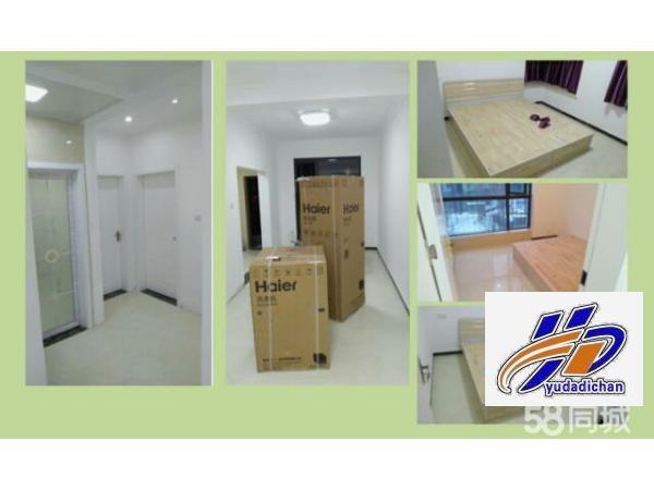 京广路溪景桂园两室两厅月租两千 扫房网